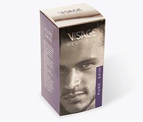 Packaging Comercial Plantilla: Semi automontable extra segura. Soporte: Metalprint 329 gr. Acabado: plastificado brillo 23µ, 1 cara