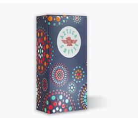 Packaging Premium caja semi-automontable