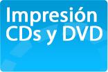 Imprimimos CDs y DVD
