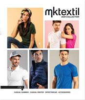 Ropa textil para promociones de empresa