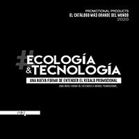 Catálogo artículos promocionales 2020